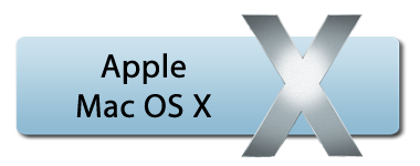 Mac OSX LOGO Apple
